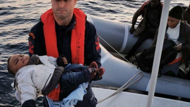 Aydın'da 111 düzensiz göçmen yakalandı