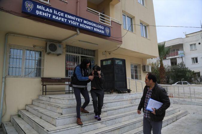 Muğla'daki ev yangınına ilişkin bir kişi tutuklandı