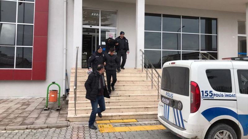 Ankara'daki cezaevinden firar eden mahkum, Afyonkarahisar'da yakalandı