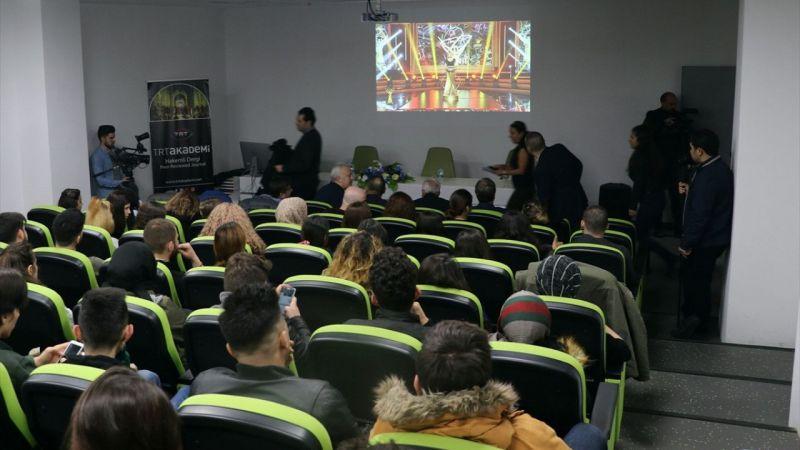 TRT Akademi Aydın'da üniversite öğrencileriyle buluştu
