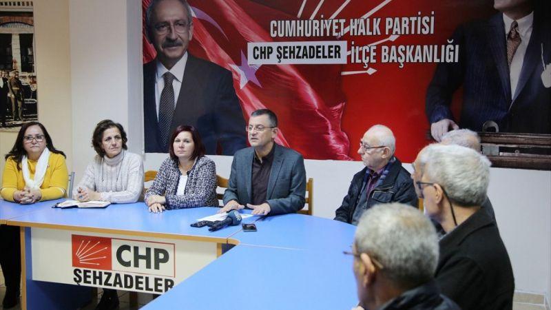 CHP Grup Başkanvekili Özgür Özel'den Kanal İstanbul açıklaması
