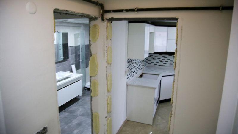 Manisa'da kiracı boşalttığı evin kapıları, petekleri ve kombisini söküp götürdü
