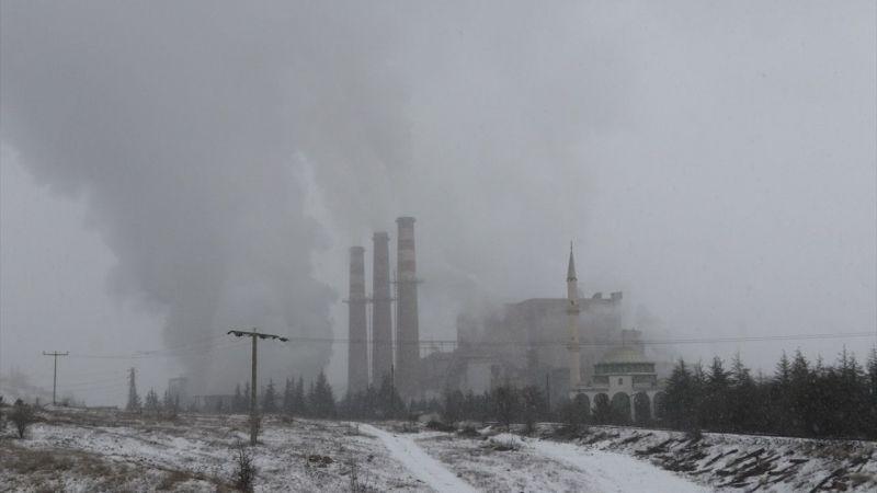 """Kütahya'daki iki termik santralin çalışmaları """"geçici faaliyet belgesi"""" alıncaya kadar durduruldu"""