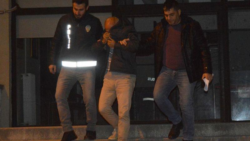 Aydın'da akrabasını öldürdükten sonra polise teslim olan zanlı tutuklandı