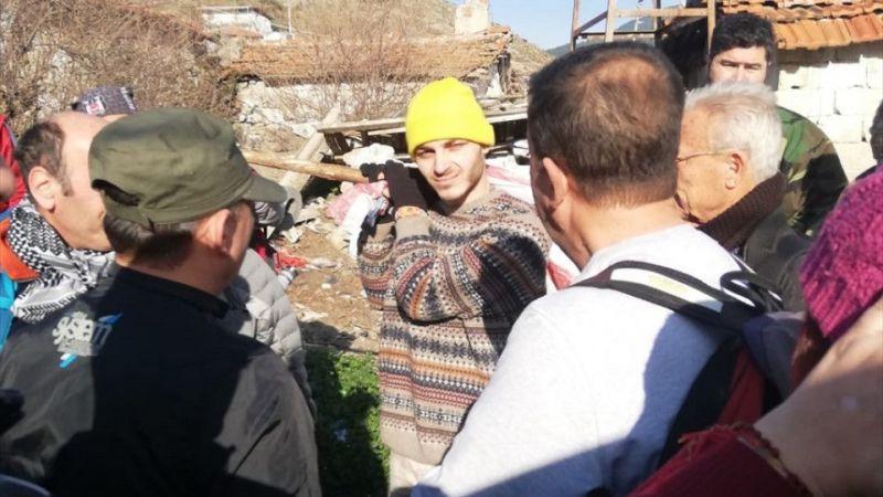 İzmir'de 11 gündür haber alınamayan genç, dağlık arazide bulundu