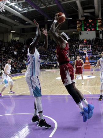 Meksa Yatırım Afyon Belediyespor - Sigortam.net İTÜ Basket