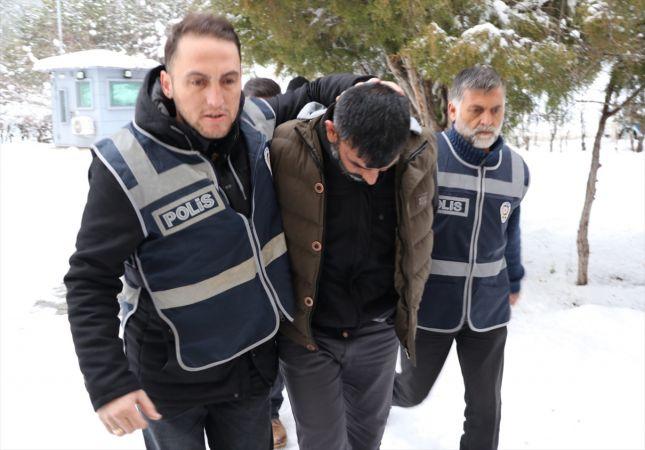 Kütahya'da aynı evde işlenen iki cinayetin şüphelileri Samsun'da yakalandı