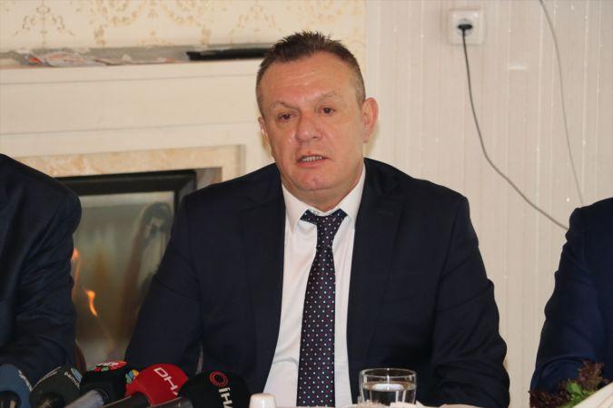 Yukatel Denizlispor'un hedefi Süper Lig'de kalıcı olmak
