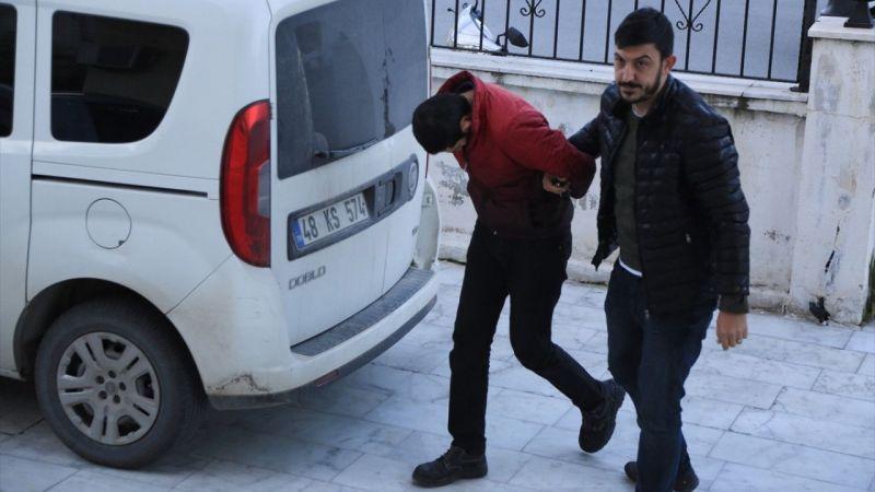 Muğla'da cinsel taciz şüphelisi tutuklandı