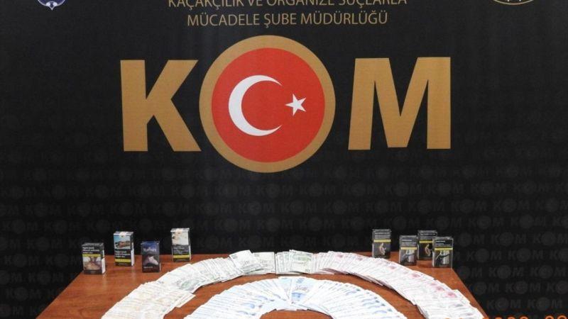 Aydın'da sahte para operasyonunda 2 kişi tutuklandı