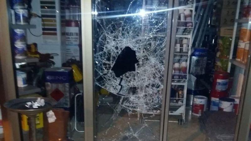 Muğla'da hırsızlık anları güvenlik kamerasına yansıyan zanlı tutuklandı