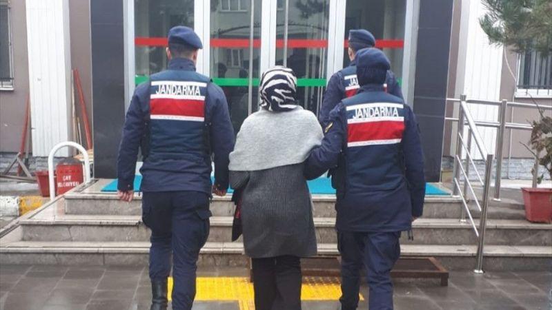 Afyonkarahisar'da yakalanan FETÖ firarisi kadın zanlı, adli kontrol şartıyla bırakıldı