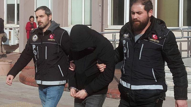 Aydın'daki uyuşturucu operasyonunda 2 üniversite öğrencisi tutuklandı