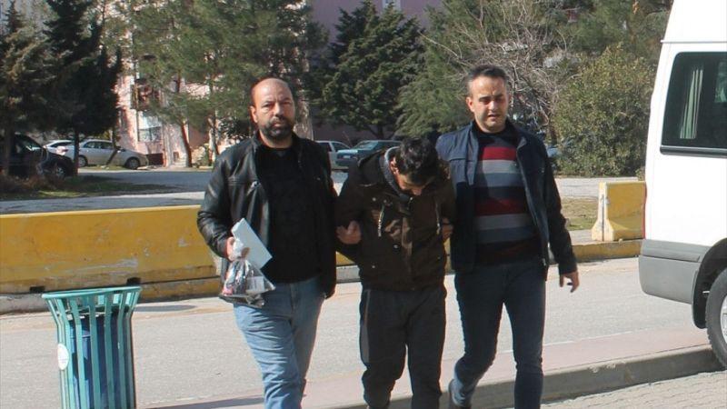 Denizli'de gasp ve hırsızlık zanlısı 4 kişi, tutuklandı
