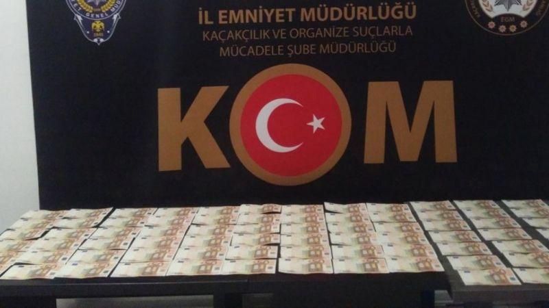 Kütahya'da sahte para şüphelisi 2 kişi yakalandı
