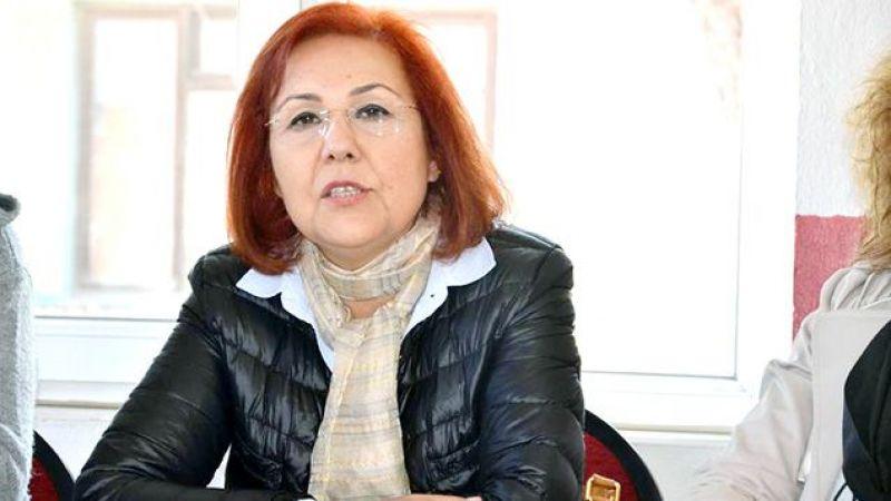 CHP'li Ayşe Özdemir hükümete seslendi : İyiliğimizi de kötülüğümüzü de istemeyi bırakın