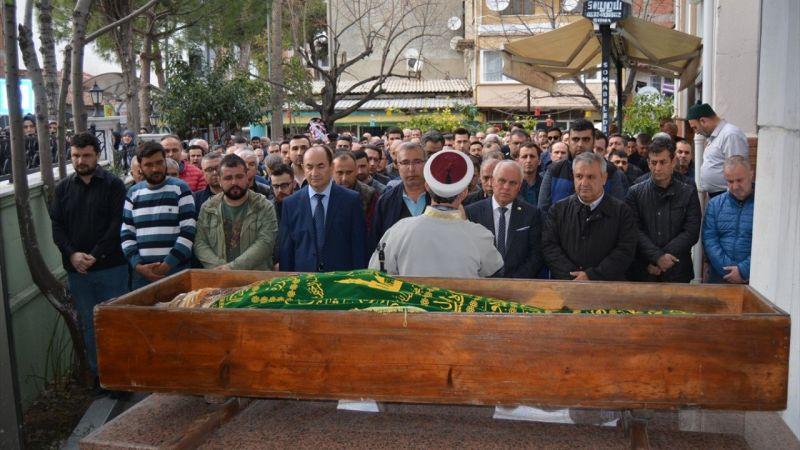 Akhisar'da kazada hayatını kaybeden işçiler toprağa verildi