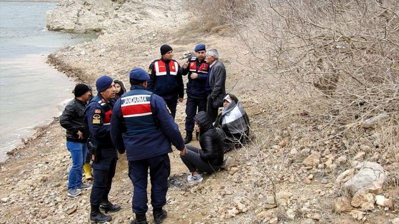Manisa'da baraj kıyısında bulunan kesik kola ilişkin soruşturma sürüyor