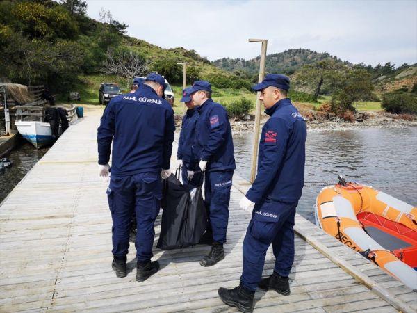 Muğla'da denize açıldıktan sonra haber alınamayan kişinin cesedi bulundu