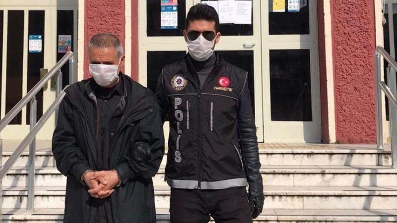 Aydın'da aracında 6 kilogram esrar bulunan kişi tutuklandı