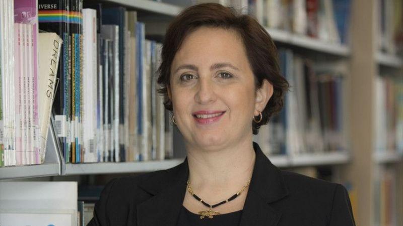 Yaşar Üniversitesi İletişim Fakültesi Öğretim Üyesi Doç. Dr. Ferah Onat