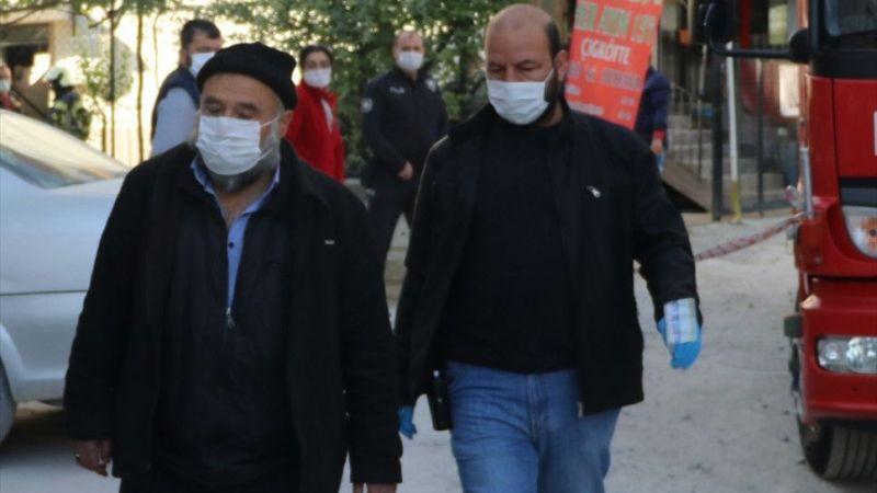 Denizli'de oğlunu öldürüp cesedini yakmaya çalışan baba gözaltına alındı