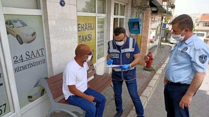 """İzmir'de """"güven huzur uygulaması""""nda aranan 57 kişi yakalandı"""