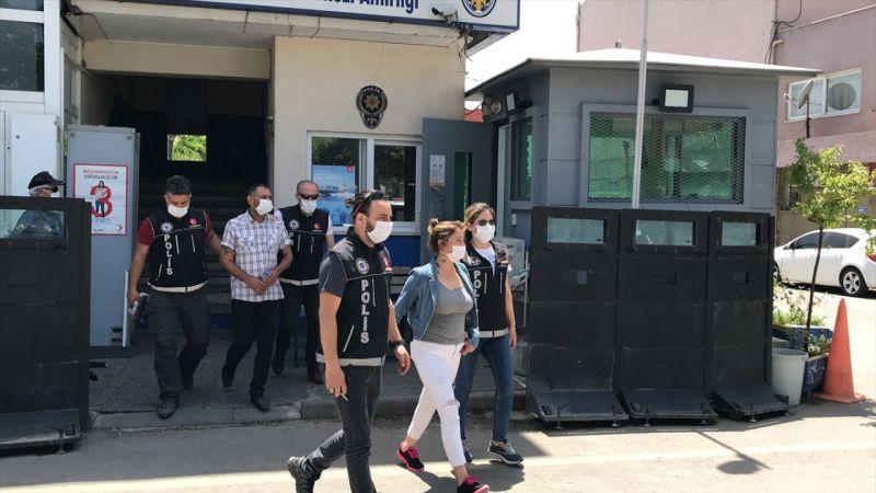Aydın'da uyuşturucu operasyonunda iki kişiye tutuklama