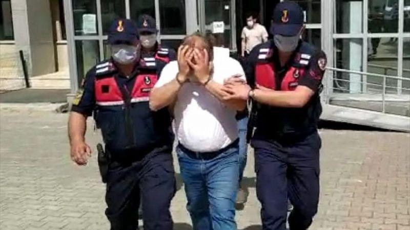 Dolandırıcılık operasyonundan girdiği cezaevinden çıktıktan 1 gün sonra yeniden tutuklandı
