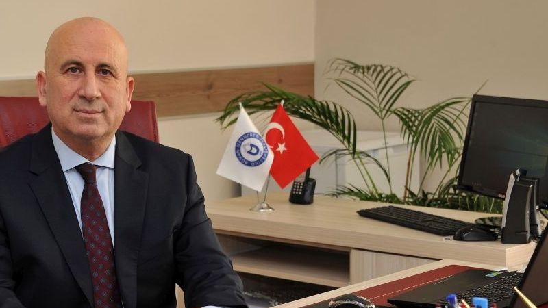 Adnan Menderes Üniversitesi'nde flaş gelişme