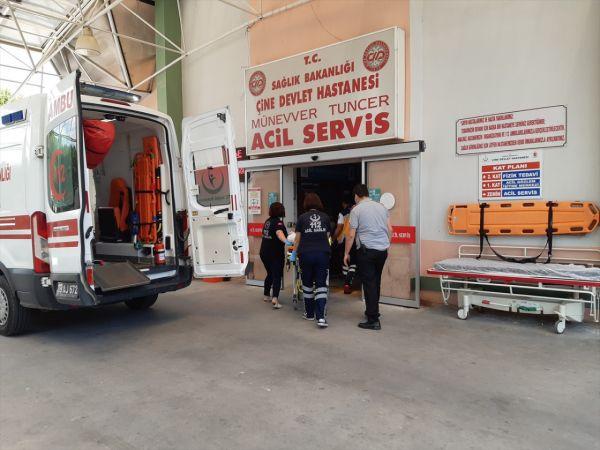 Aydın'da devrilen kamyonun kasasındaki 2 tarım işçisi öldü, 8 kişi yaralandı