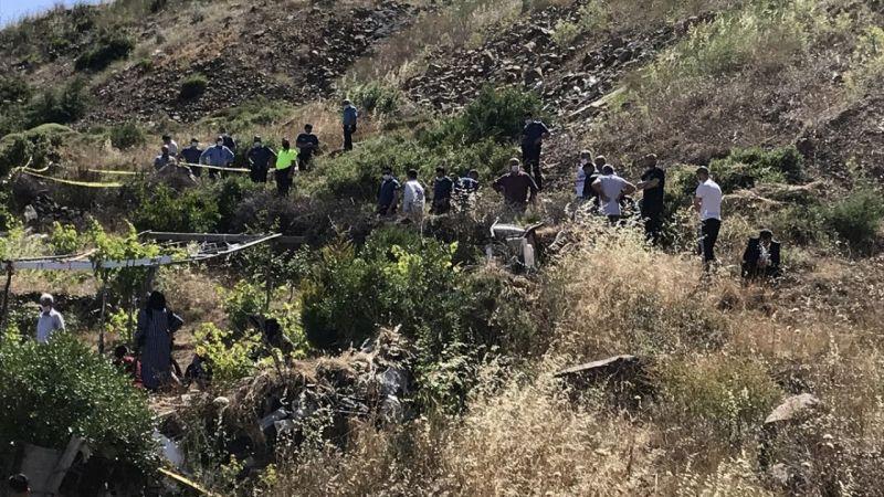 İzmir'de evinin bahçesindeki yangında 81 yaşındaki kişi yaşamını yitirdi