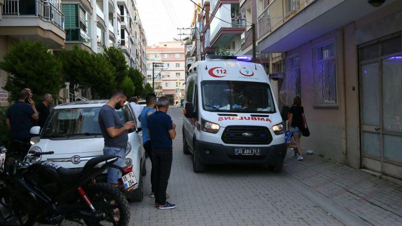 İzmir'de eşi tarafından bıçaklanan kadın öldü