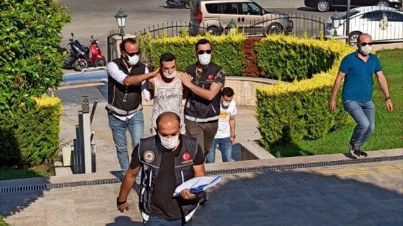 Muğla'da uyuşturucu ticareti yaptığı iddia edilen zanlı tutuklandı