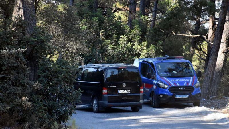 Muğla'da iki kişinin öldürüldüğü silahlı saldırının failini arama çalışmaları sürüyor