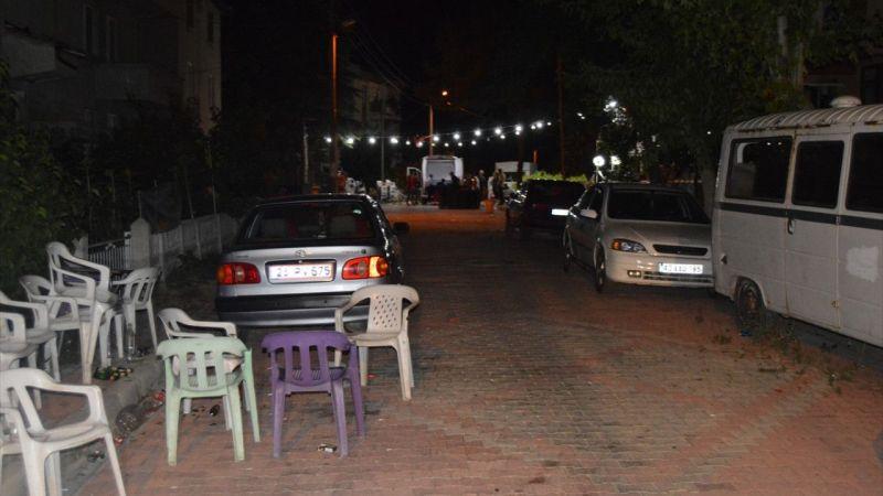 Afyonkarahisar'da düğünde saldırıya uğrayan 4 polis memuru yaralandı
