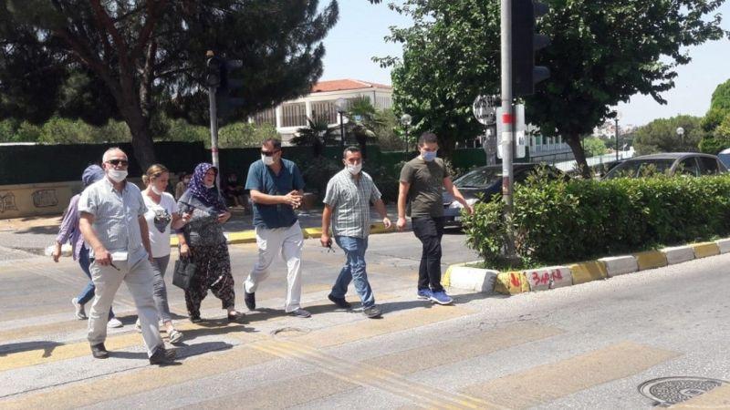 Aydın'da bir kadının dolandırılmasını polisin dikkati engelledi