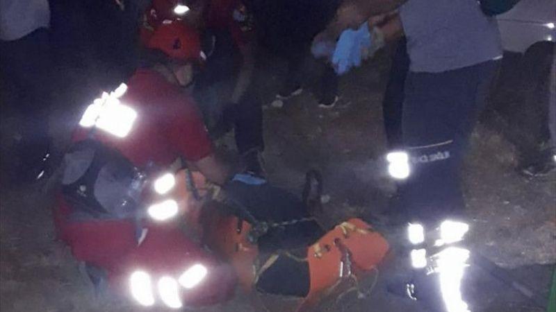 Muğla'da kayalıklardan düşen kişinin cesedi bulundu
