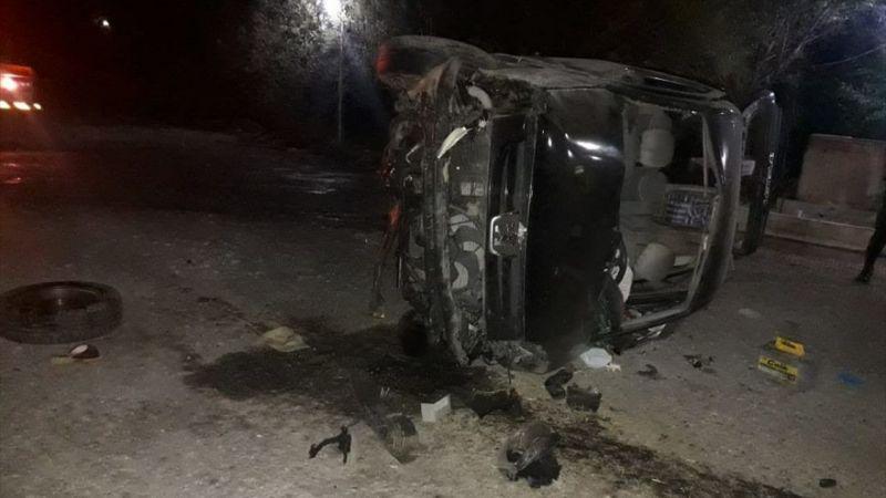 Uşak'ta trafik kazası: 1 ölü, 5 yaralı