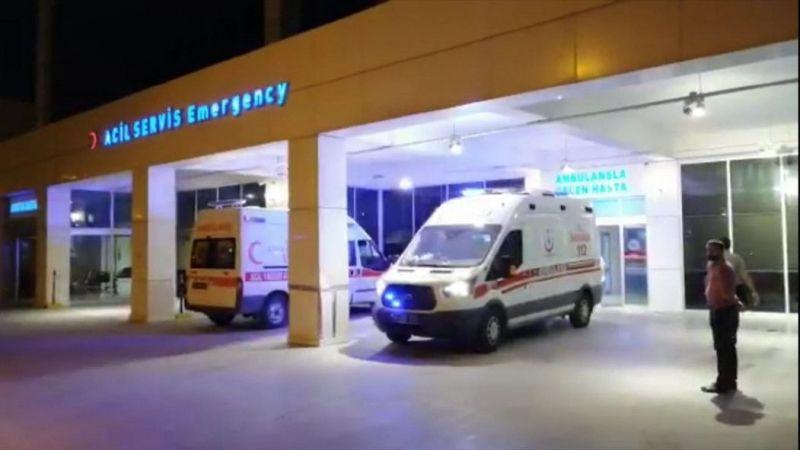 Aydın'da bıçaklanan kişi ağır yaralandı