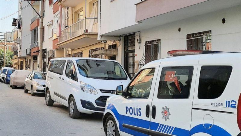 Manisa'da 2 apartmanda karantina uygulaması başlatıldı