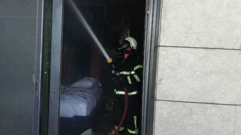 Muğla'da villada çıkan yangın söndürüldü