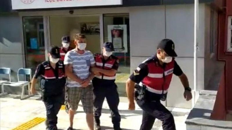 Denizli'de uyuşturucu ticareti suçundan aranan zanlı yakalandı