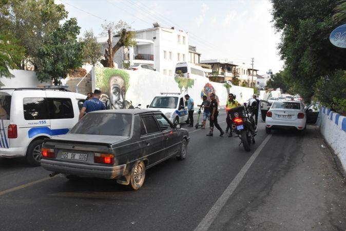 Bodrum'da kavgada bıçaklanan kişi yol kenarında bulundu
