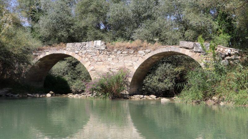 Denizli'de tahrip edilen tarihi köprü restore edilecek