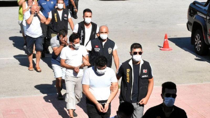 Muğla merkezli fuhuş operasyonunda 13 şüpheli daha adliyeye sevk edildi