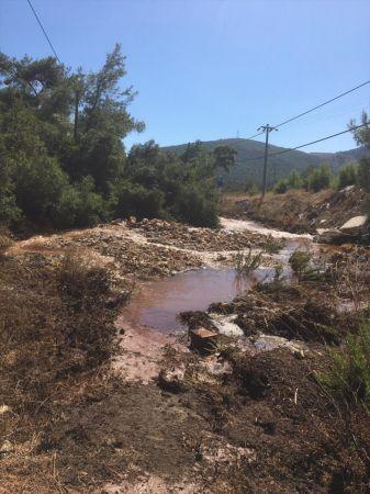 Bodrum'da içme suyu hattındaki patlama nedeniyle 36 saat su kesintisi yaşanacak