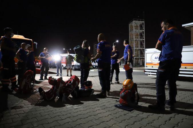 AFAD İzmir'de deprem tatbikatı düzenledi
