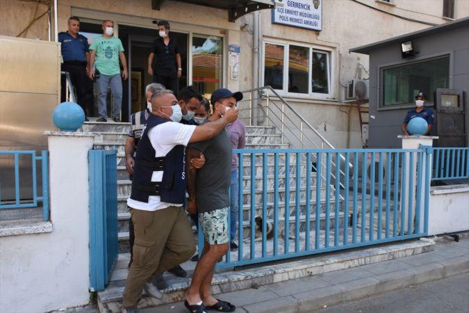 Aydın'da polise ateş edip kaçtığı öne sürülen şüpheli, kovalamaca sonucu yakalandı