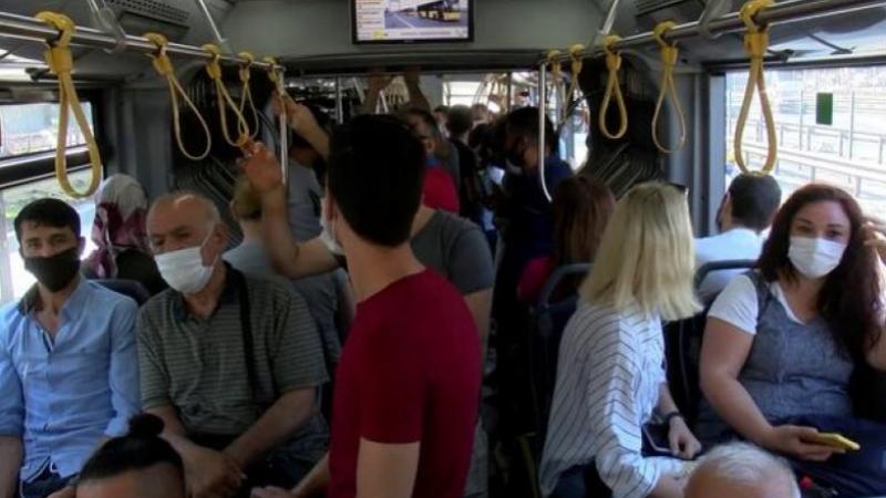 Yasağı uygulamak için 6 bin otobüse daha ihtiyaç var
